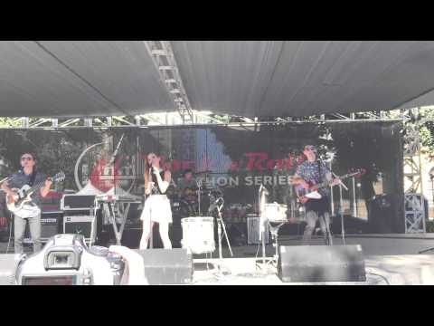 Echosmith - Come With Me (LIVE Performance @ Rock 'n' Roll San Jose 10K)