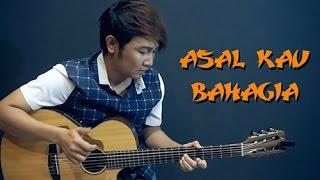 Armada Asal Kau Bahagia - Nathan Fingerstyle  Guitar Cover
