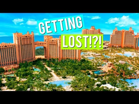 BAHAMAS VLOG DAY 1: GETTING LOST!?!