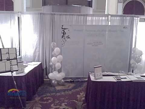 Basic Trade Show Booth Set Up Tips Youtube