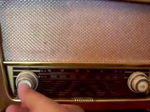 radio antigua  Española 800 P