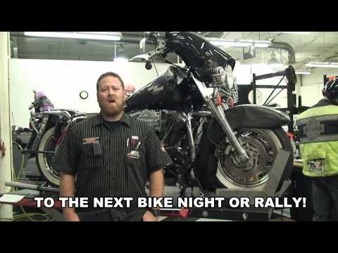 Harley Davidson - Pre Ride Inspection - New Port Richey, FL