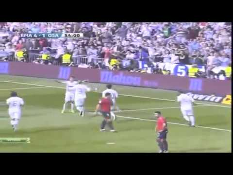 II Real Madrid - Osasuna 7-1 II C.Ronaldo Golden Boot II HD II
