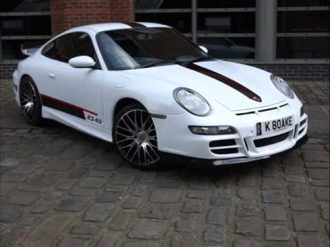 Porsche 996 To 997 Conversion Youtube