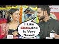 Ishq Subhanallah Eisha Singh And Adnan Khan Interview Together | Zee Rishtey Awards 2018