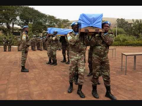 9 peacekeepers killed in Mali, U.N. says | 4 October 2014