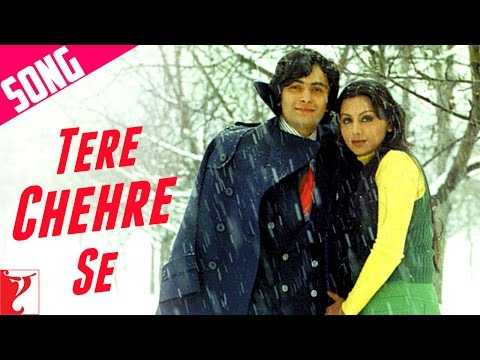 Tere Chehre Se  - Song - Kabhi Kabhie