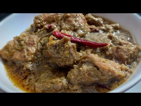 Chicken Rezala Recipe | Kolkata Style Chicken Rezala Recipe In Hindi