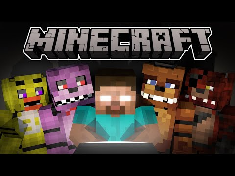 If Herobrine Played Five Nights At Freddy's - Minecraft Animation