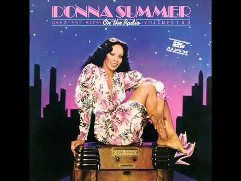 Donna Summer - Dim All The Lights
