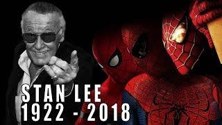 Stan Lee | Spider-Man (Fan Made)