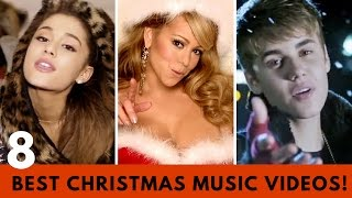 Top 8 Best Christmas Music Videos!