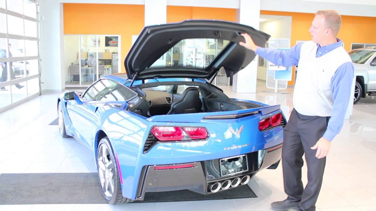 Ask The Chevy Dude How To Close The Deck Lid On The C7