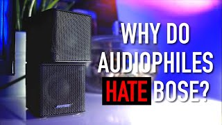 The Real Reason Why Audiophiles HATE Bose