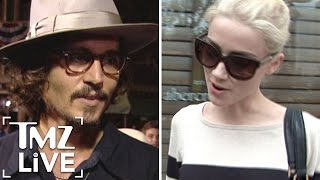 Johnny Depp: The Secret Photo (TMZ Live)