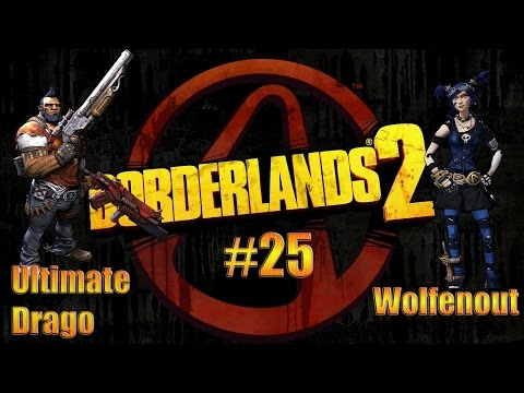 Borderlands 2 GOTY| Co Op (With Drago)| S125 Badass Creeper!!