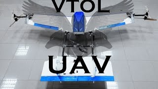 Vertical TakeOff and Landing UAV - Cerberus