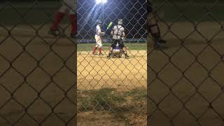 My last Dixie youth baseball game