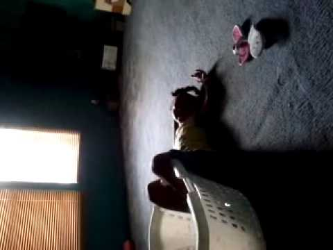 My Little Sister Singing Boyfriend & Call Me Maybe video