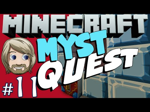 Minecraft: Myst Quest #11 - Which Witch (yogscast Complete Mod Pack) video