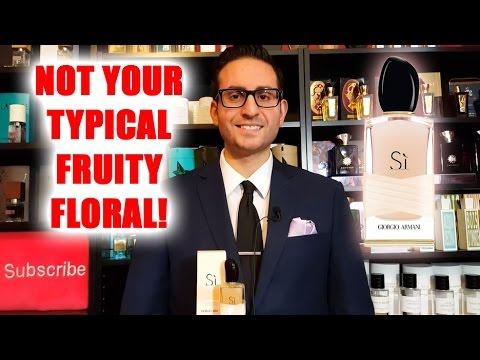 Armani Si Rose Signature by Giorgio Armani Fragrance / Perfume Review