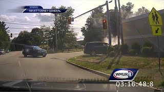 Investigators show videos of Rochester shooting