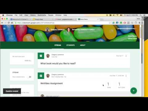 30 Seconds of Google: Polling in Google Classroom