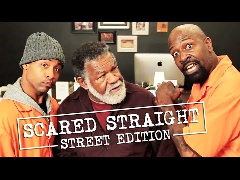 Scared Straight: Street Edition – « Stealing » – ADD! Sketch (Beyond Scared Straight – PARODY)