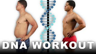 Men Work Out And Diet Based On Their DNA