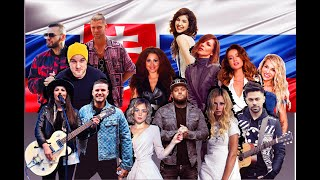 Best Of SLOVAKIA Pop Music, Part I