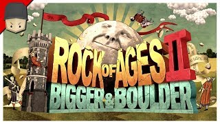 WE WILL ROCK YOU! Rock Of Ages 2: Bigger & Boulder