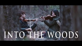 """""""Into the Woods"""" Instrumental Medley - Albert and Tiffany Chang"""