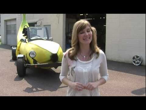 Buzz Banana Car video