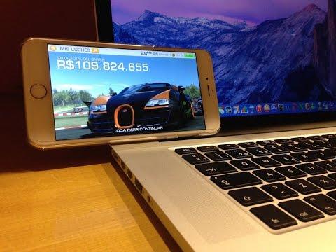 Dinero y Oro Infinito Real Racing 3  iOS 8 (Jailbreak) Hack