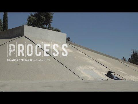 Braydon Szafranski: Process - Varial Heelfip