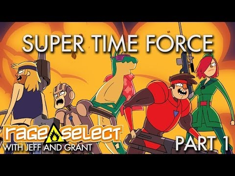 The Dojo - Super Time Force - Part 1
