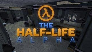 The Half-Life Alpha Techdemo.