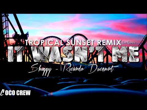 Shaggy Feat Ricardo Ducent - It Wasn't Me (tropical Sunset Remix) video