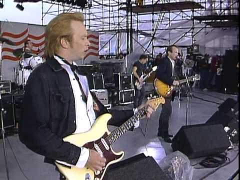The Blasters - Jubilee Train (Live at Farm Aid 1985)