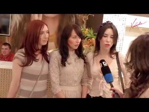 Открытие салона ювелирных украшений Золотая Лилия  Night Life Хабаровск