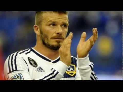 David Beckham Not Selected For Britains Olympic Soccer Team