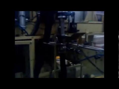 Proceso de fabricación de botellas de plastico