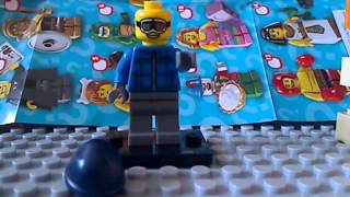 Lego Minifigures Series 5: Snowboarder Guy