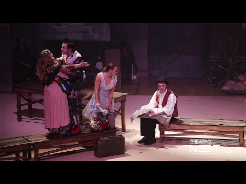 Estreia de O Grande Circo Místico, O Musical no THEATRO NET RIO