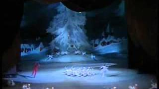 1989 Bolshoi Ballet Nutcracker Excerpts 4 12 By Grigorovich Tchaikovsky Waltz Of The Snowflakes