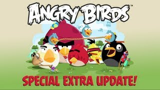 Newsflash: Angry Birds Extra Update - Out Now!