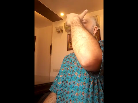 YOGA PRANAYAMA AND FOOD THERAPY (NUTRITION) FOR  ALZHEIMER'S DISEASE BY YOGA GURU RAMNEEK WIG