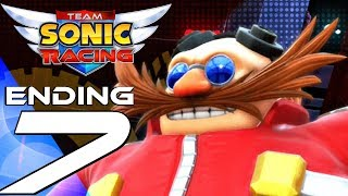 Team Sonic Racing - Gameplay Walkthrough Part 7 - Ending & Final Boss (Full Game) Story Mode