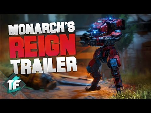 Titanfall 2 - Monarch's Reign DLC Gameplay Trailer & Discussion!