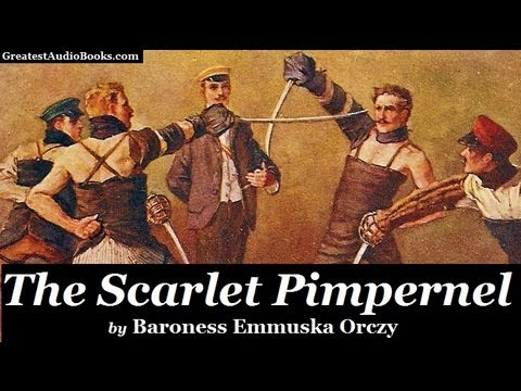 an introduction to the scarlet pimpernel baroness emmuska orczy The scarlet pimpernel baroness emmuska orczy plot flashing back to the french revolution reign of terror, french aristocrats are guillotined just because of their place in society.